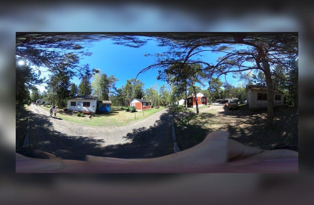 TEST: Ricohi kaamera Theta 360 SC – virtuaalreaalsus oma käe ja ühe klõpsuga