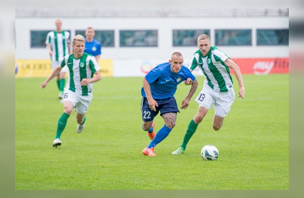 Flora-Trans jalgpall mäng