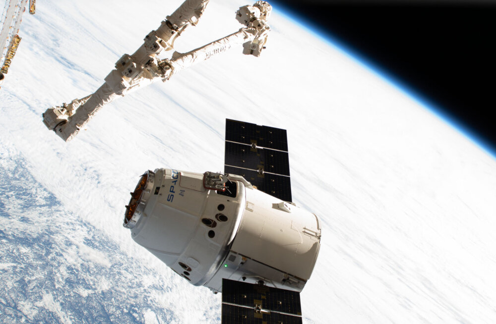 NASA avab rahvusvahelise kosmosejaama äriliseks tegevuseks