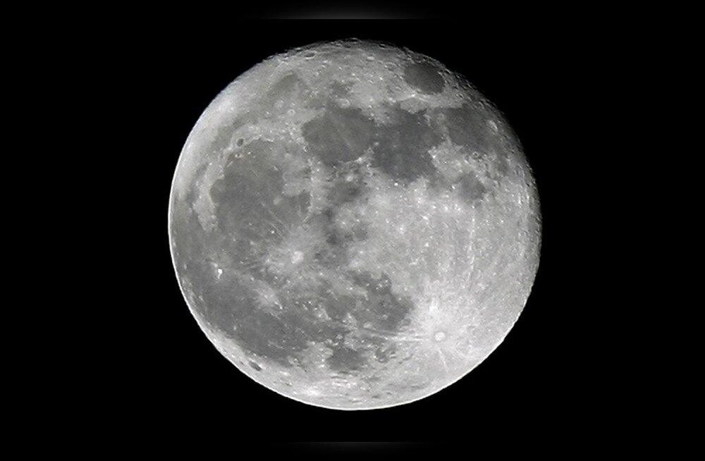USA tahtis 1950. aastatel Kuul tuumaplahvatuse korraldada
