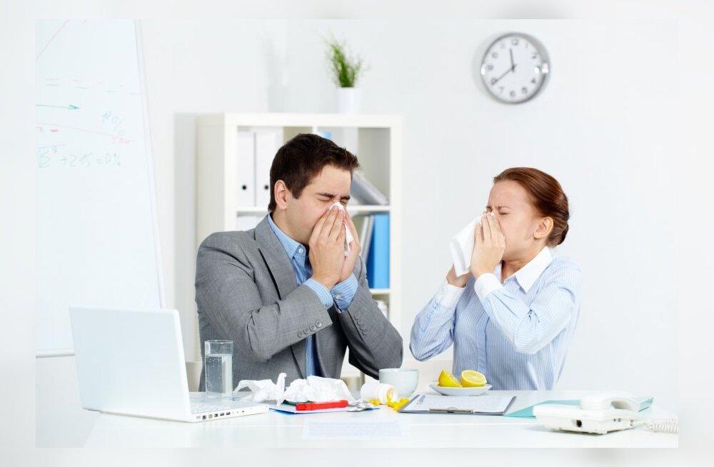 31f85791b16 Nohu tekkimine: külmetamine võib olla soodustav tegur, aga haigestumiseks  on vaja viirust