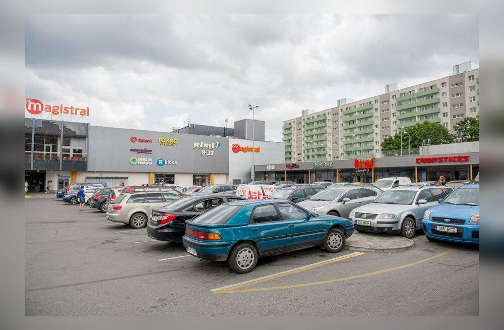 af6c85117d8 Kaubanduskeskuste parkimiskorraldus tekitab segadust - DELFI