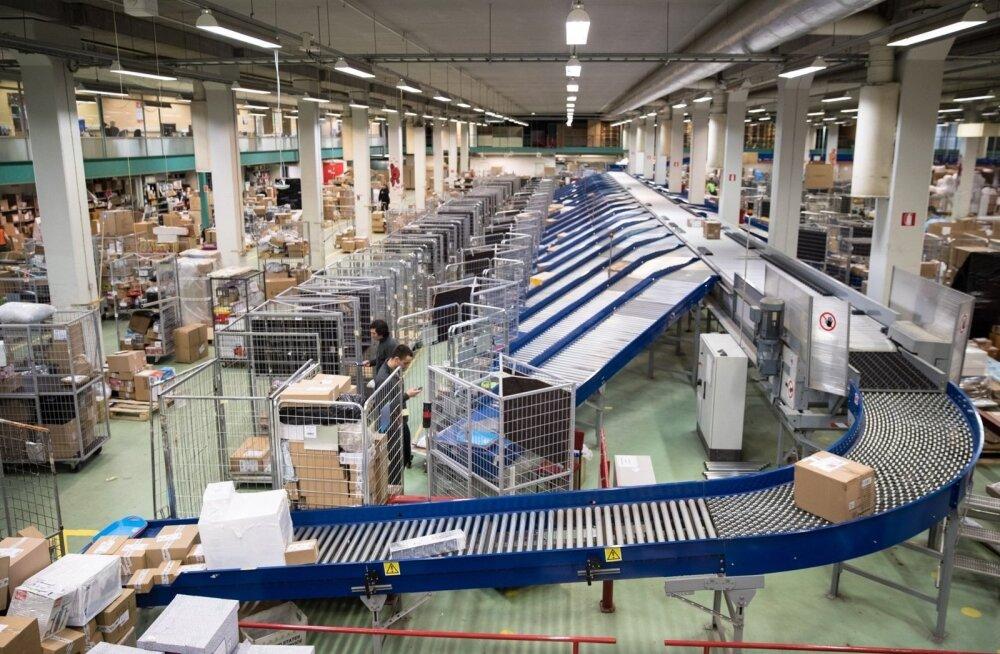 ФОТО и ГРАФИК: Жители Эстонии все чаще заказывают наркотики по почте