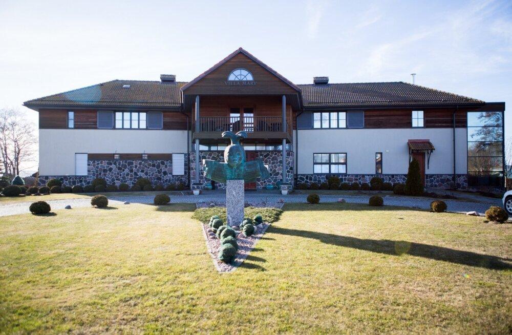 FOTOD | Kofkini legendaarse Villa Mary hind muudkui langeb, kuid ostjat ei paista kusagilt