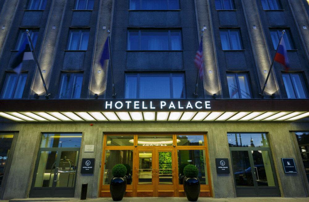 Hotell Palace võõrustas peale taasavamist aastaga üle 17 000 turisti