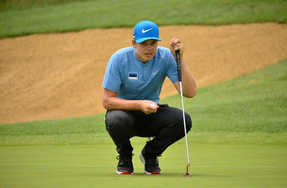 Eesti golfikoondis jäi MMile reisides kogu varustusest ilma