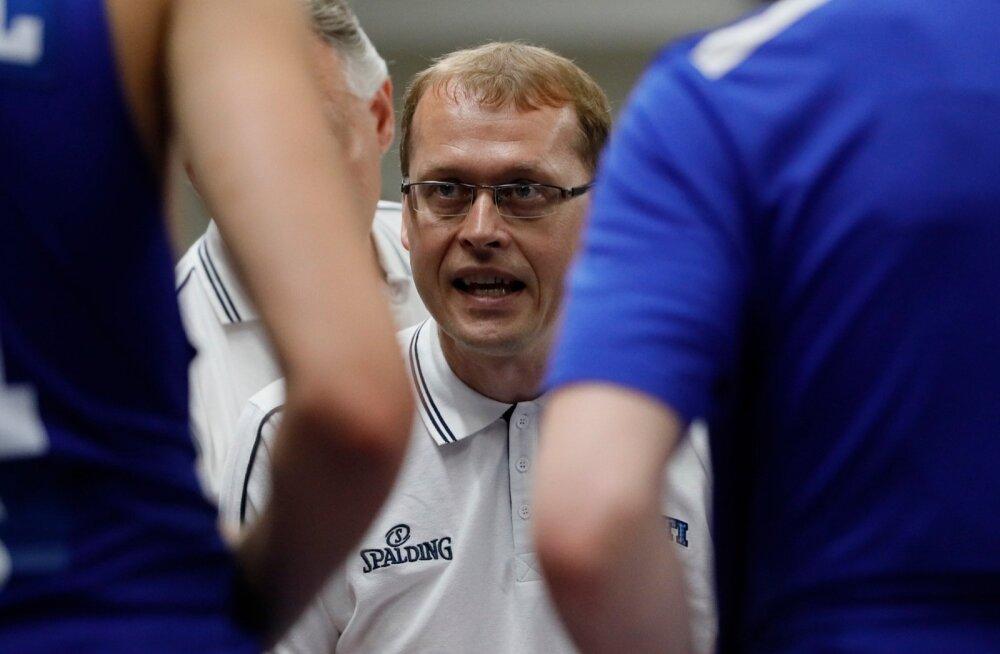 Vaido Rego: kahju, et FIBA otsus meilt viimase õlekõrre röövis