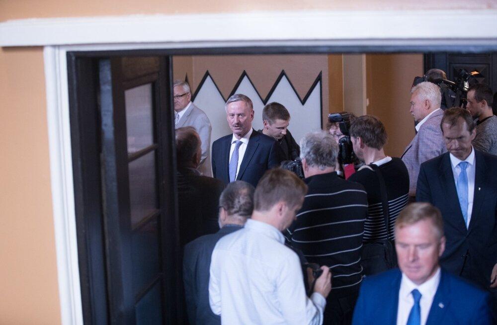 Presidendivalimised III voor Riigikogus