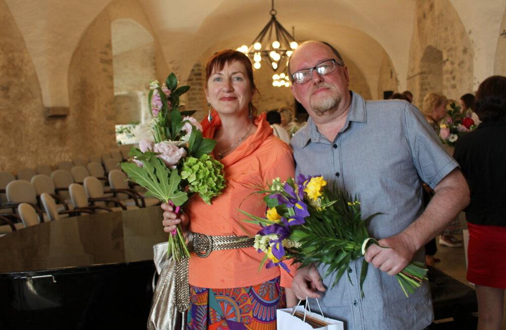 Нарва впервые наградила лучших деятелей культуры города