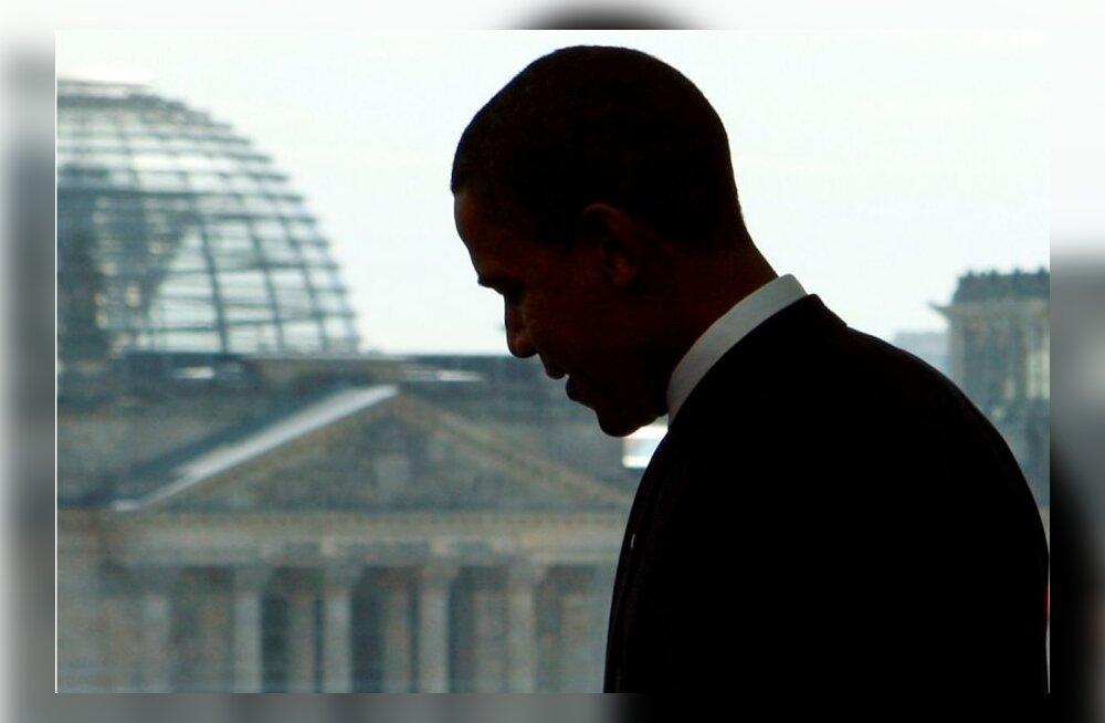 USA presidendipaar sõidab teisipäeval Mandela mälestusteenistusele