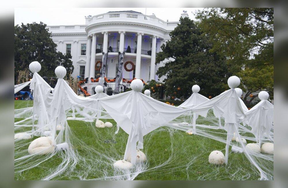 Parimad Halloweeni sihtkohad: kummitavad hotellid, kõhedad rippraudteed ja Valge Maja