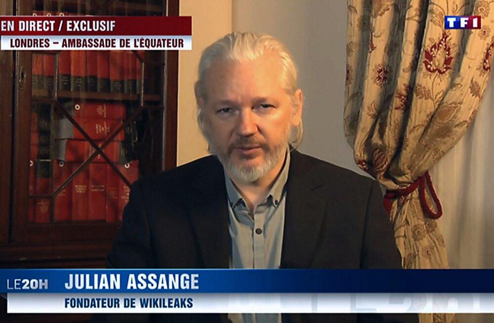 Джулиан Ассанж: у нас есть важная информация и об ИГ, и о России