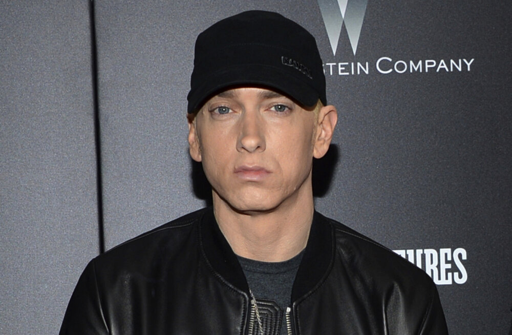 Fännid marus: Eminem kirjutas Manchesteri terrorirünnaku mitmetähenduslikesse laulusõnadesse