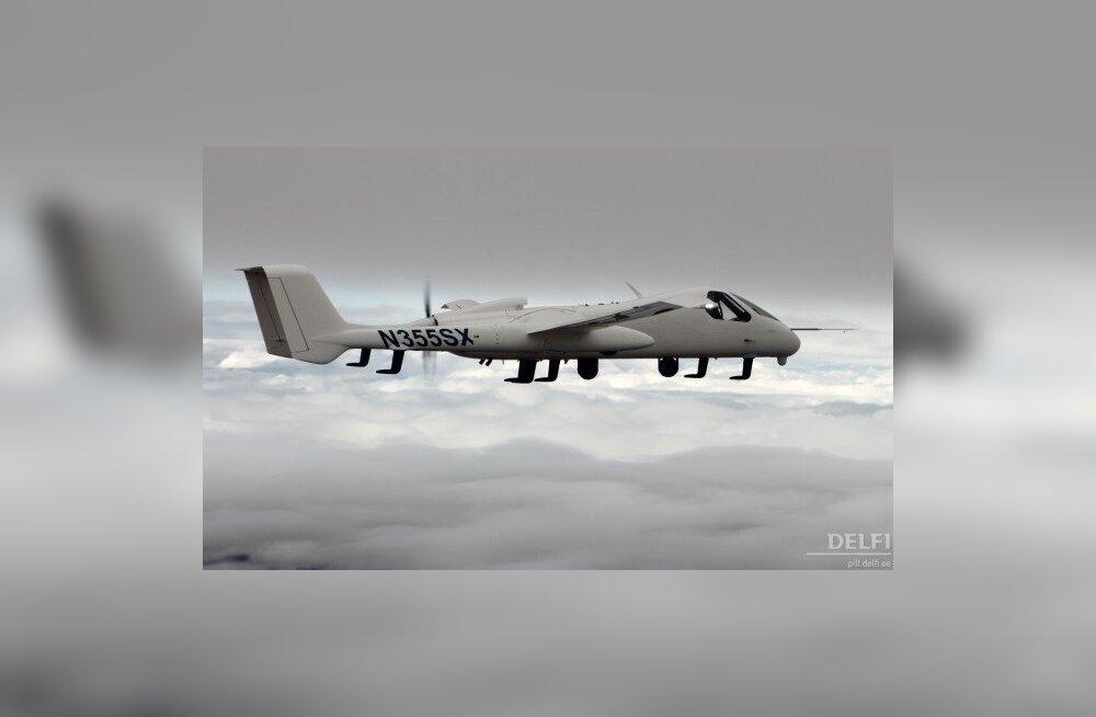 Northrop Grummani uus luurelennuk Firebird. Foto: AP