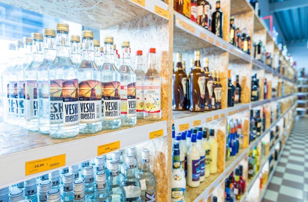 Продававшего эстонскую водку финна обвиняют в налоговом мошенничестве: не заплатил 1,6 млн евро