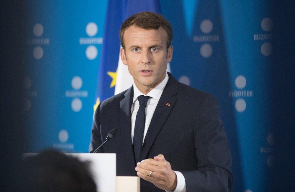 Filmis jälgitakse Prantsusmaa noorimat presidenti Emmanuel Macroni tema ametiaja esimese aasta jooksul.