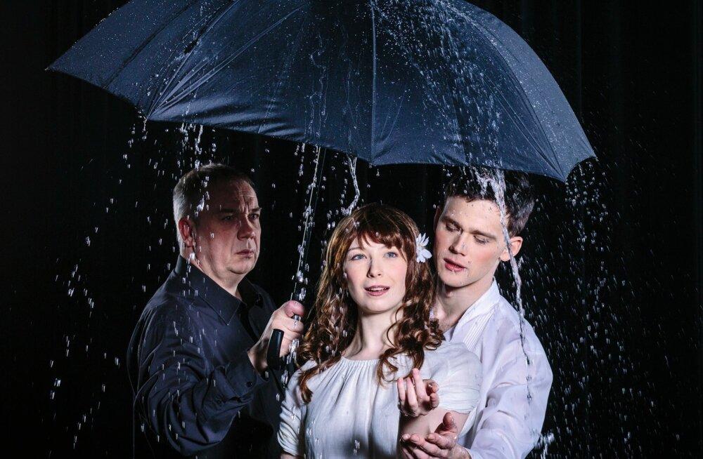 Lauri Saatpalu, Lauli Otsar ja Mart Müürisepp teevad kaasa NUKU muusikalises müsteeriumis.