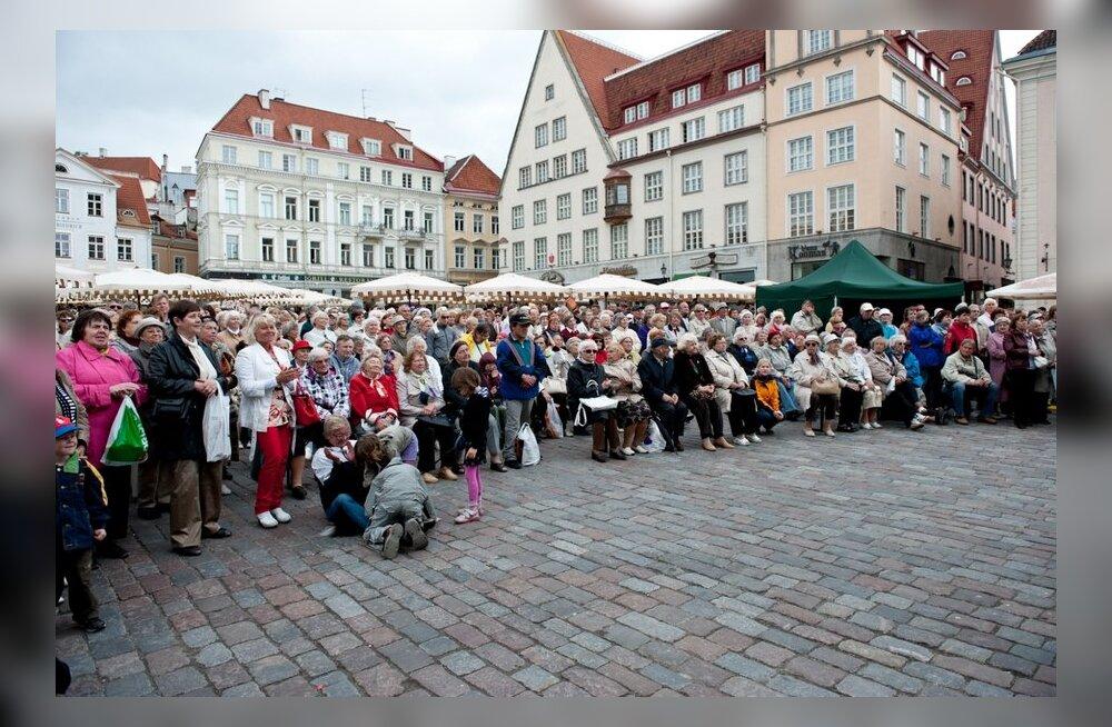 Freedom House paigutas Eesti kõige vabamate riikide hulka