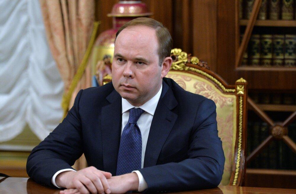СМИ: Антон Вайно проведет реформу администрации президента РФ