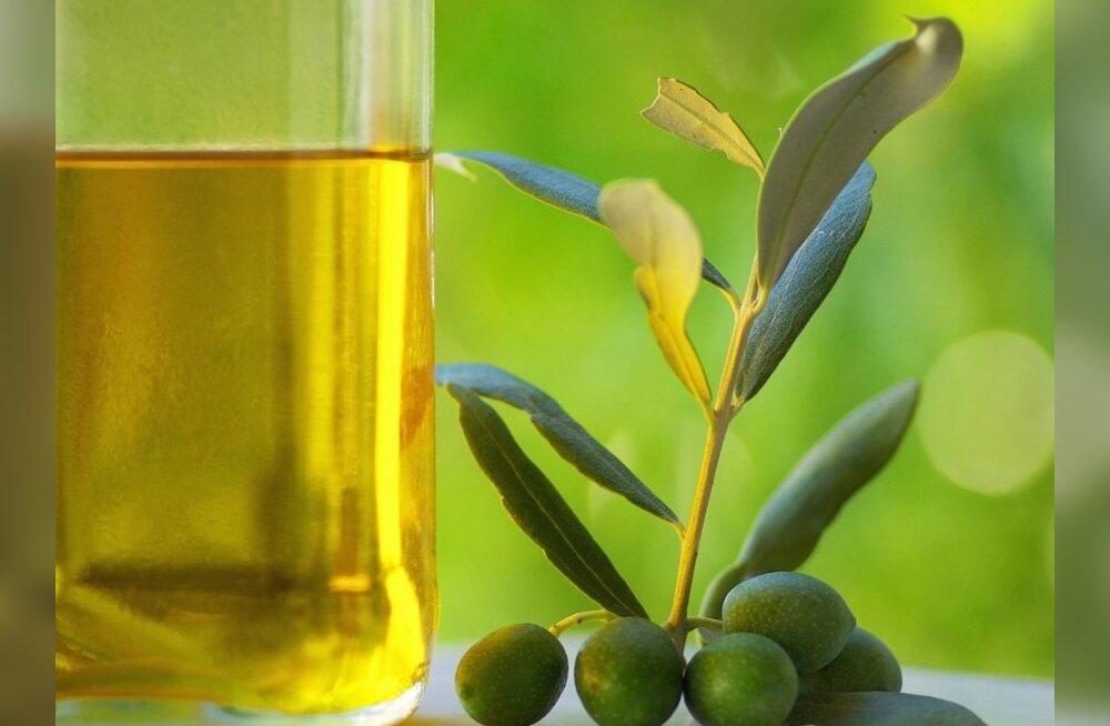 Tarbi oliiviõli ja vähenda rabanduse riski