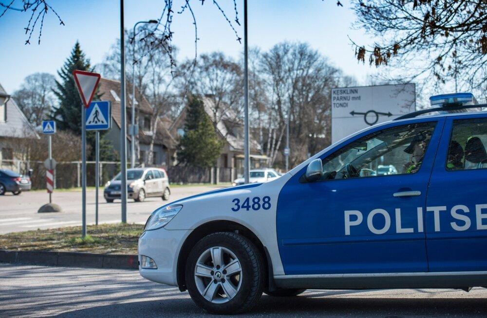 Milline on politsei tänane tööpäev? Jälgi jooksvalt Facebookis!