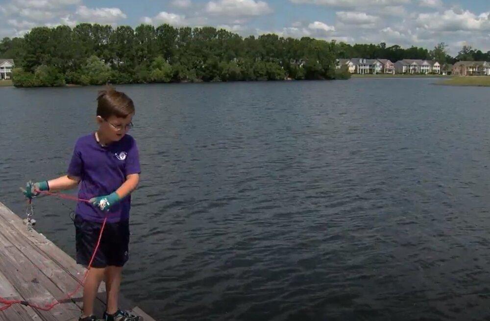 6-летний мальчик разгадал многолетнюю загадку своих соседей