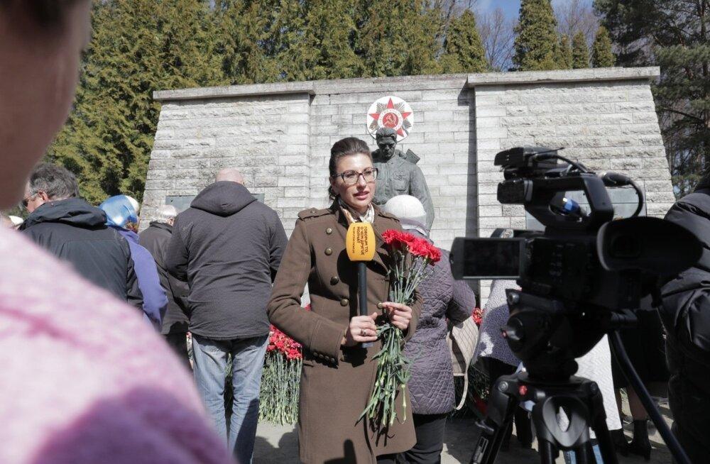 """Иванова о своем интервью """"Спутнику"""": я с удовольствием даю интервью всем"""