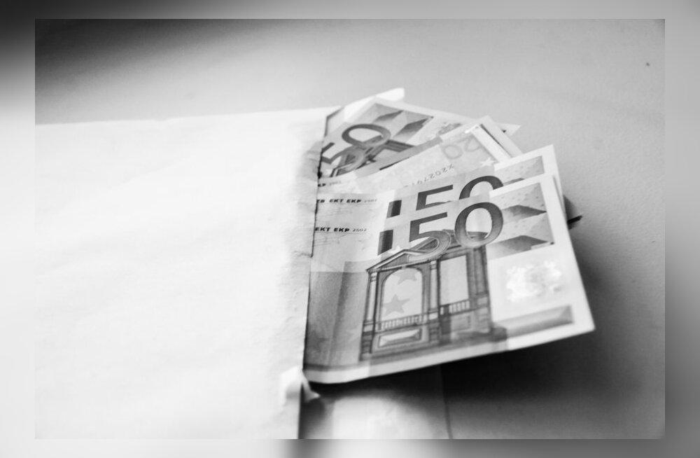 Ernst & Young: pettused ja korruptsioon äris on muutunud igapäevaseks