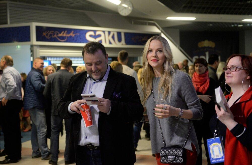 FOTOD: Kes ei käinud, seda polnud olemas! Mariah Carey meelitas Saku Suurhalli Eesti prominentide koorekihi