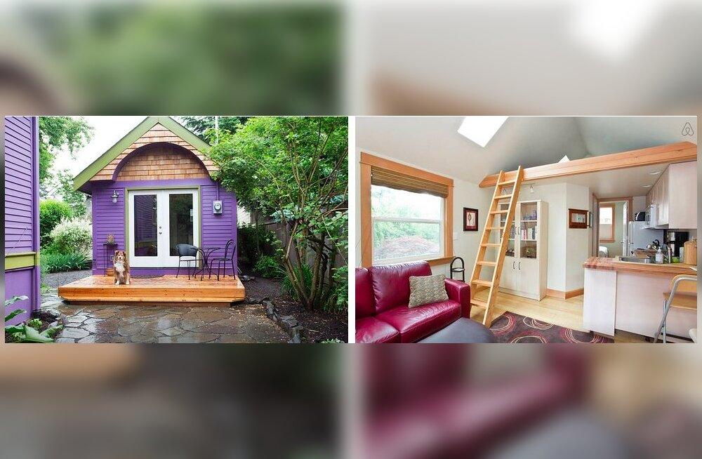 10 imepisikest kaunist maja, mida endale puhkuseks rentida saab