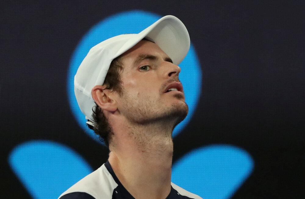 USA arst andis Andy Murrayle lootust naasta pärast operatsiooni tippsporti