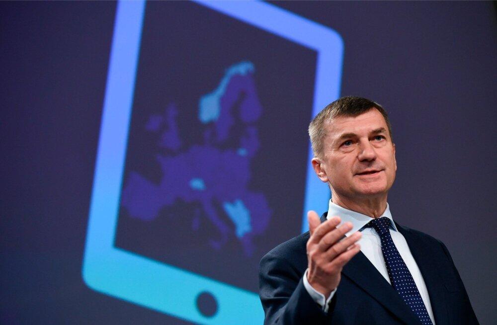 """""""Ma tunnen, et me oleme midagi muutnud. Ja see ei ole nipet-näpet, need on ikkagi päris olulised muudatused Euroopa digitaalmajanduses,"""" ütleb viimaseid kuid Euroopa Komisjoni asepresidendi rollis olev Andrus Ansip."""