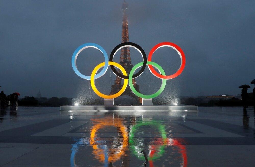 Pariis korraldab 2024. aasta olümpiamängud.