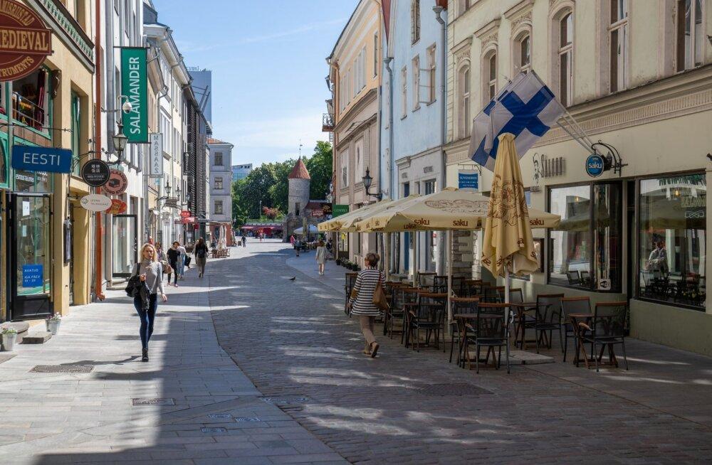 Euromonitori uuringute juht: Eestis kulub aastaid turismi taastumiseni