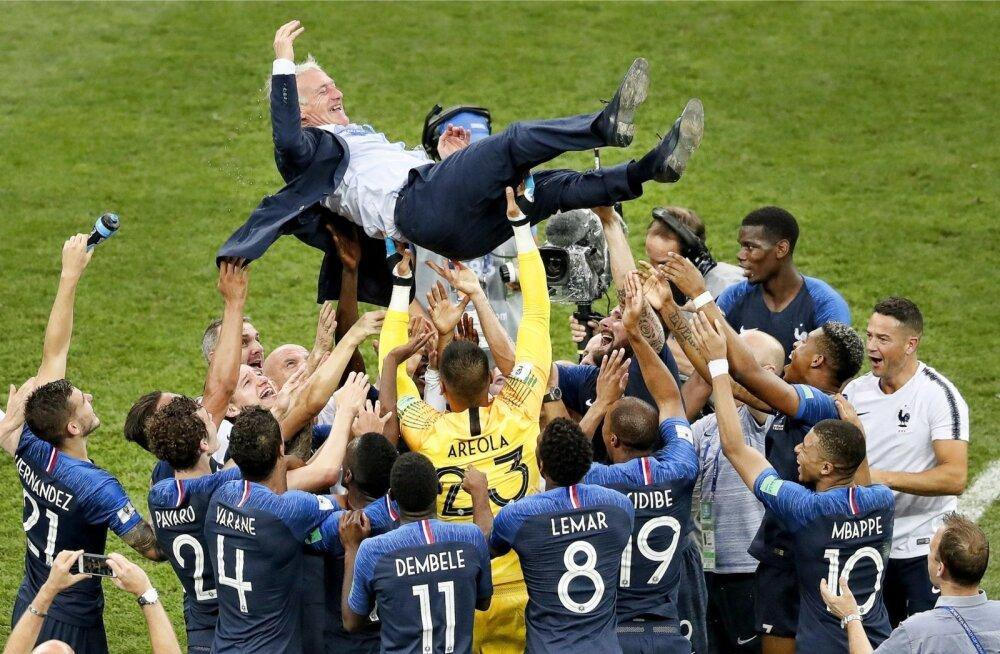 Didier Deschamps peaks mõne arvates tagasi astuma.