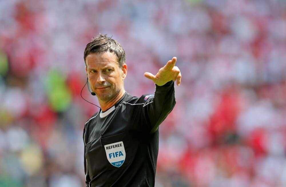 Soccer Euro 2016 Referees