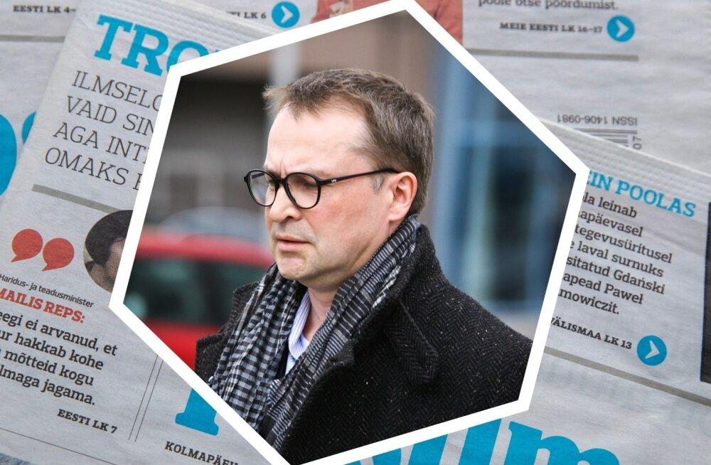 Margus Linnamäe ja Postimees