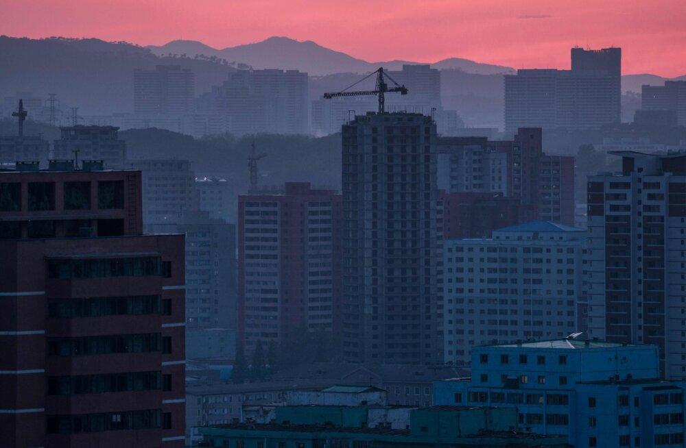Põhja-Koreas peeti kinni BBC võttegrupp, korrespondenti kuulati 8 tundi üle