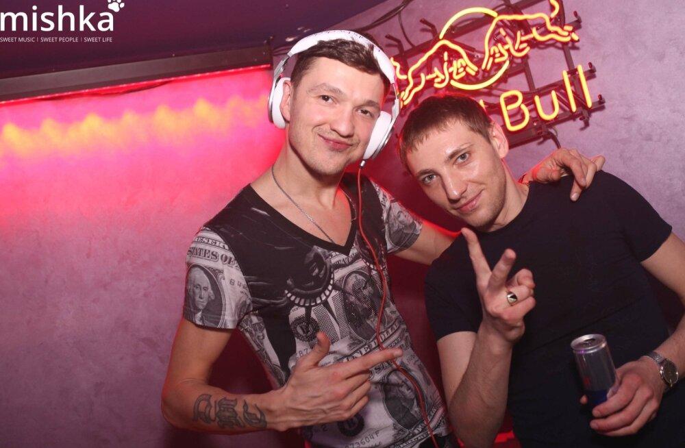 DJ VVOGUE ööklubis Mishka