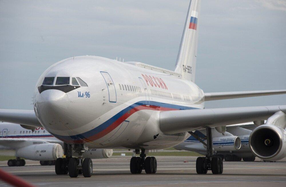 Kreml püüdis tõrjuda väiteid, et Venemaa on saatnud Venezuelasse oma lepingulised võitlejad