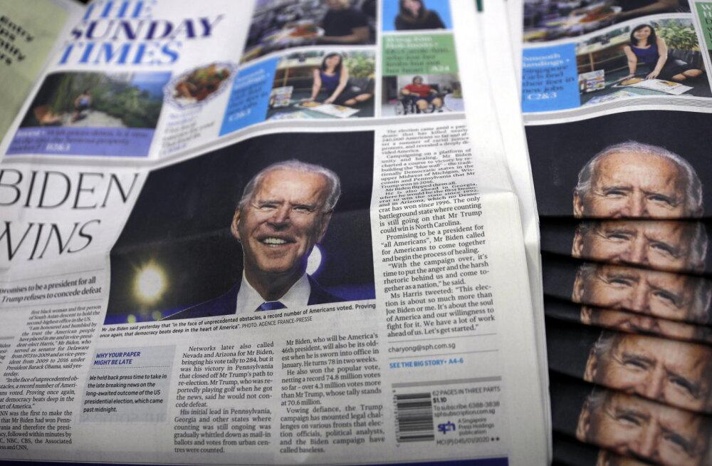 Джо Байден одержал победу на выборах. Каких шагов следует ожидать от нового президента?