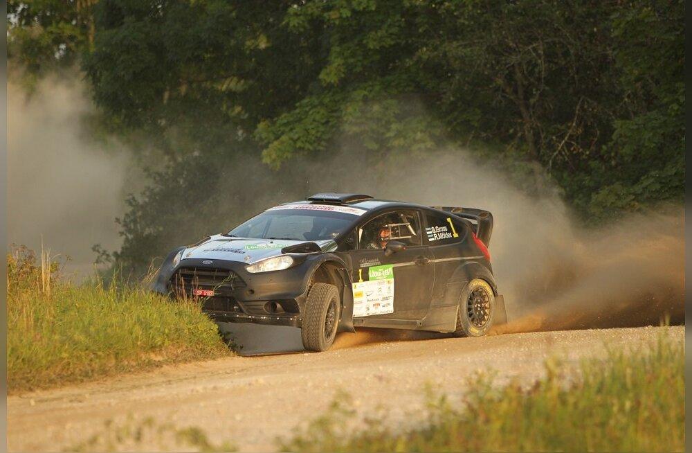 Saaremaa ralli stardirivi avab Georg Gross, Ken Torn istub esimest korda R5 autosse