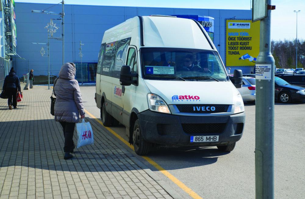 MEIE MAA | Atko ei ole rahul bussiliinide hanke tingimustega