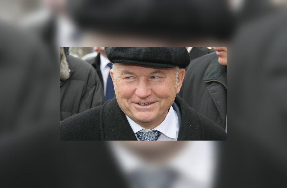 Kreml: Lužkovi saatuse otsustab president, mitte ta ise