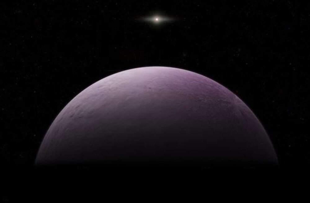 Astronoomid avastasid meie päikesesüsteemi kõige kaugema objekti