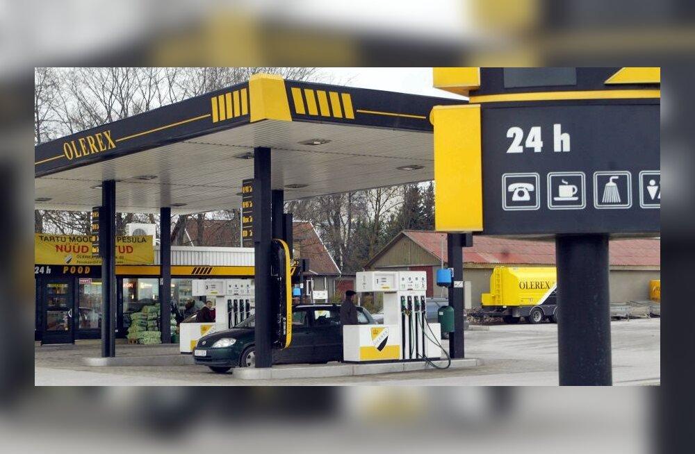 Bensiini ja diislikütuse hind tõusis