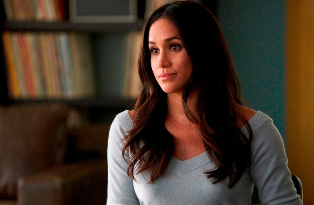 "Meghan Markle seriaalis ""Suits"""