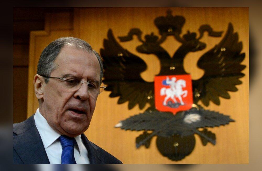 Lavrov: Euroopa ärgu sekkugu Ukraina kriisi, olukord on väljumas kontrolli alt