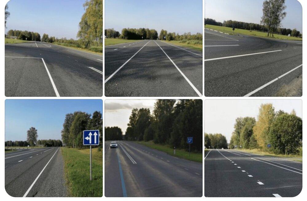 Vastus liiklusülesandele: liigeldes tuleb juhinduda märkidest ja tervest mõistusest, teeomanik peab märgistuse korda tegema
