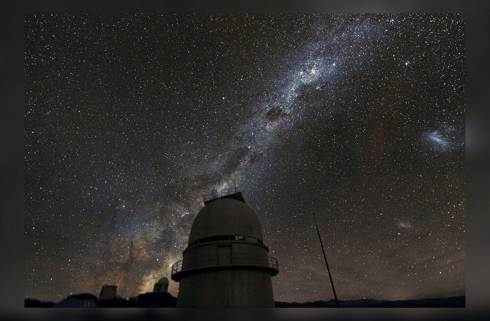 Linnutee galaktikas on miljardeid elamiskõlblikke planeete